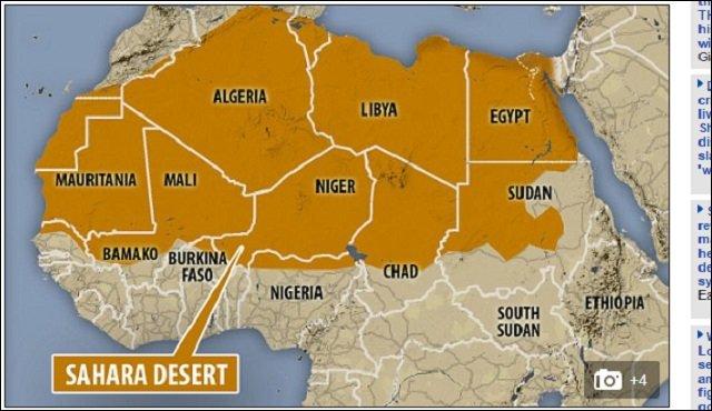 【衝撃】サハラ砂漠は人工砂漠だった! 科学メディアの発表に大反響、定説覆る可能性の画像1