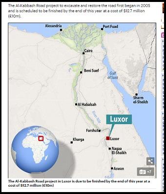【ガチ速報】幻の「2体目のスフィンクス」がエジプトで発見される! 地下に「ライオンの体に人間の顔」当局公認、伝説が現実に!の画像3