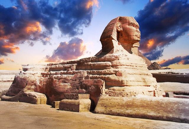 幻の「2体目のスフィンクス」がエジプトで発見される! 地下に「ライオンの体に人間の顔」当局公認、伝説が現実に!の画像1