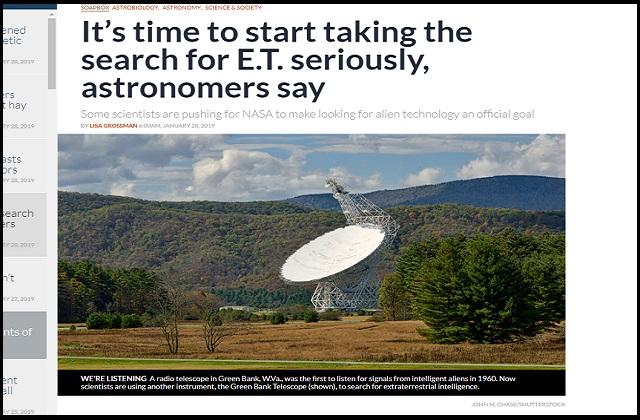 ついにNASAが「宇宙人の探査」を公式目標にする可能性! 2020年に議会審議…エイリアンとの遭遇もうすぐ!の画像1