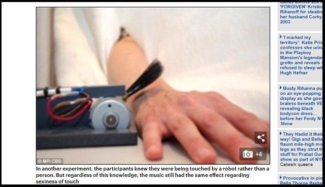 マーヴィン・ゲイを聴くとSEXが良くなることが判明! タッチがエロく感じる(マックス・プランク最新研究)の画像3