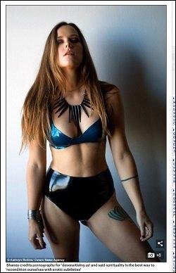 極限のアクメをもたらす「オーガズム呪文」が欧州で流行中! SEX魔女が提唱「一陣の風を感じるだけで欲情♡」の画像2