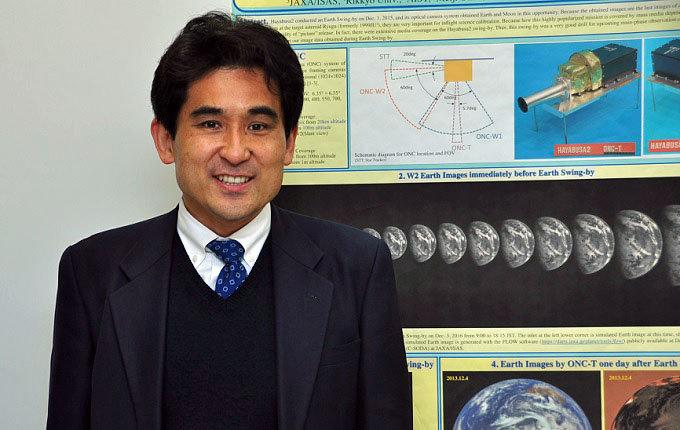 ある日突然、隕石衝突の「君の名は。」現象はありえる! 東大教授・杉田精司インタビューの画像1