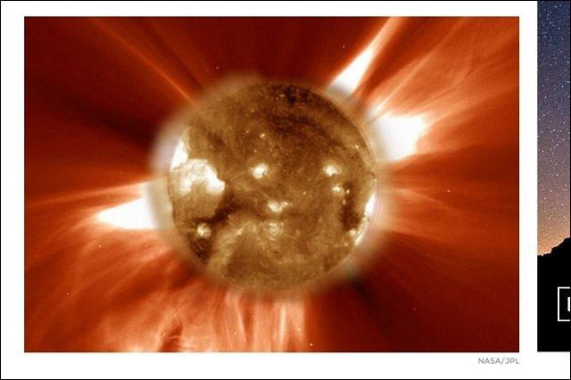 【朗報】太陽系は球状シールドで守られていたことがNASAの研究で判明! 系外からの「ガンマ線攻撃」も恐くない!の画像1