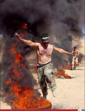 最強の男たち出現で「イスラム国...