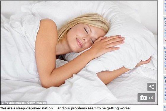 【衝撃】しっかり寝たければ目をカッ開いていればよいことが判明! 学者が究極の不眠解消法と目覚め方法を紹介の画像1