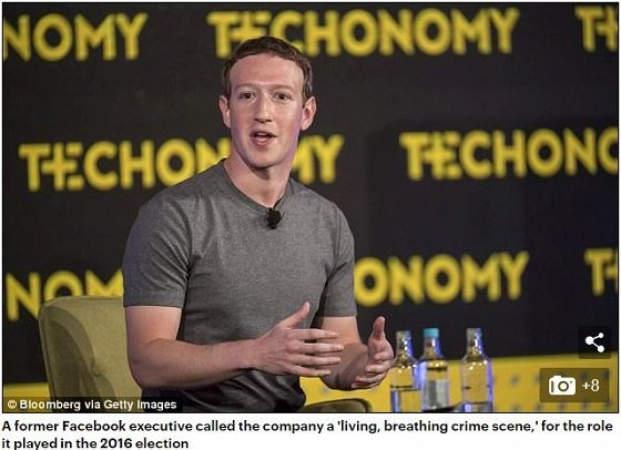 「フェイスブックは犯罪現場だった。ユーザー保護より金儲け…」元幹部3人がNBCでショック暴露の画像3