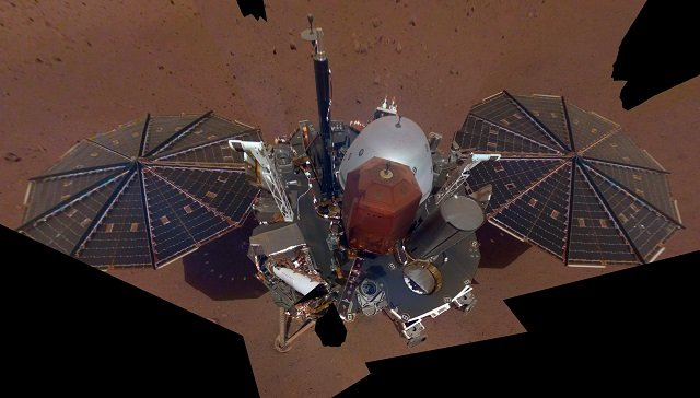 NASAの火星探査機「インサイト」が録音した火星の風音に超感動! 火星のバイブス&マッシヴサウンドに酔いしれろ!の画像1