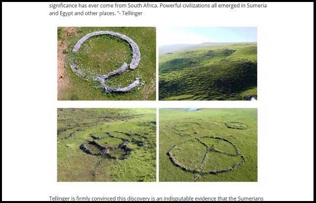 【衝撃】20万年前に宇宙人アヌンナキが築いた「地球最古の超古代文明」が南アフリカで発見される! 証拠多数、全地球文明の起源か!の画像3