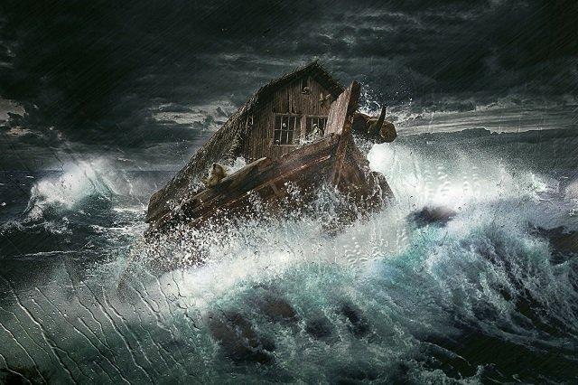 「ノアの方舟は原子力で動く精子バンク」「ノア一家は携帯電話使ってた」 トルコの科学博士がTVでノアの方舟の新事実を暴露!の画像1