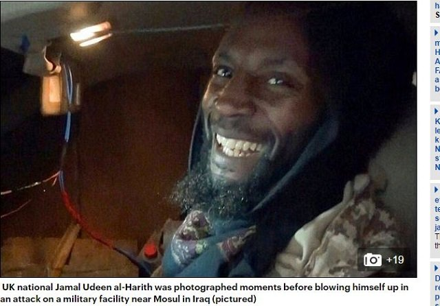 IS戦闘員になった英国人が、自爆寸前にテンションMAX大爆笑! 心の闇が浮き彫りにの画像1