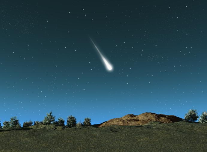ラブジョイ彗星の接近は、不吉な出来事の予兆?彗星を巡るあれこれの画像1
