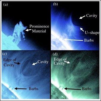 太陽からエネルギーを吸引する超巨大「じょうろ型UFO」出現!  鮮明な映像に「人類はもうダメかもしれない」の画像3