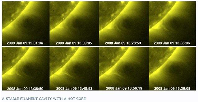 太陽からエネルギーを吸引する超巨大「じょうろ型UFO」出現!  鮮明な映像に「人類はもうダメかもしれない」の画像4
