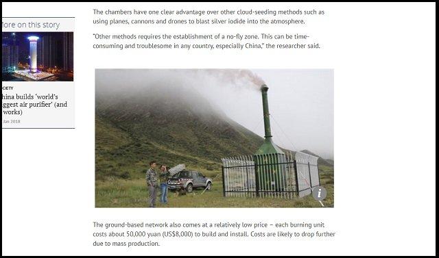 2ページ目)中国がチベットで「史上最大の人工雨」を降らせる気象操作を ...