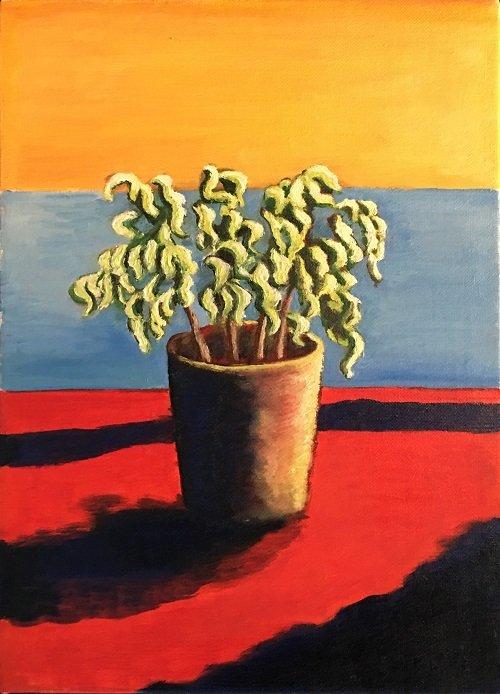 アレフ元信者の画家・太久磨が描き続ける「自画像としての植物」がヤバすぎる! 修行と超絶神秘体験による最尖端アウトサイダーアートを語る!の画像6
