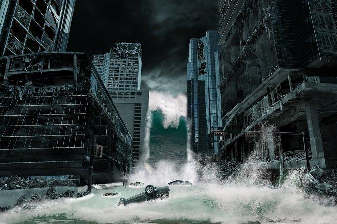 被害がデカすぎて政府が触れない「東京湾巨大津波」のタブーを大暴露!! 関東大震災2で首都完全水没は確定コース!の画像1