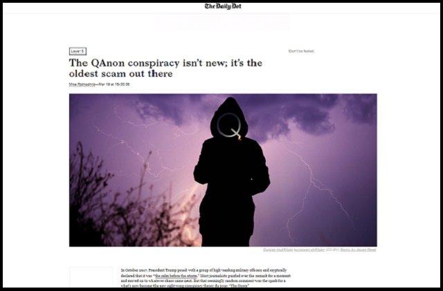 【米朝会談】「北朝鮮を動かしているのは金正恩ではない、彼は役者」「もうすぐ崩壊、CIAが…」政府の内部告発者・Qアノンが暴露!の画像3
