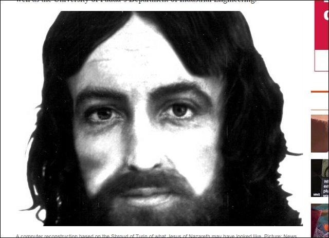 【衝撃】トリノの聖骸布、ガチにイエスの血だった! ナノレベル分析で決定的証拠が判明、超話題に!の画像3