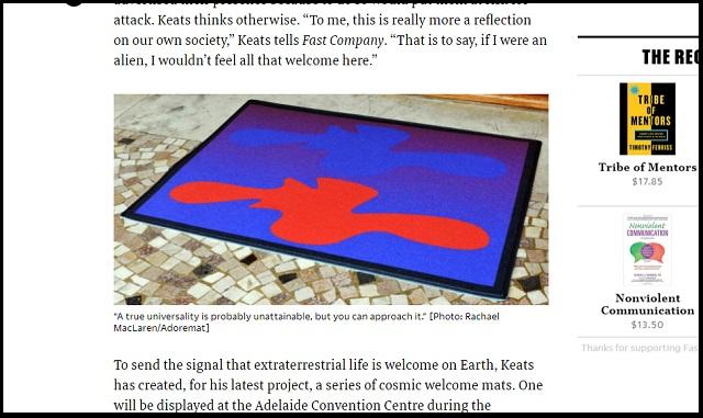 【音アリ】ついに「宇宙人のための音楽」が完成! 実験哲学者ジョナソン・キーツがヤバ過ぎるアセンション音を披露!の画像4