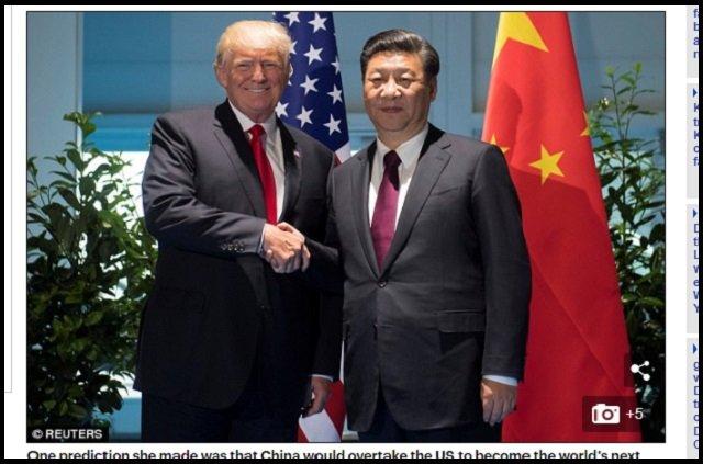 最高予言者ババ・ヴァンガの2018年予言が不気味すぎる! 中国が世界を支配し、搾取していた者が搾取され…!?の画像2