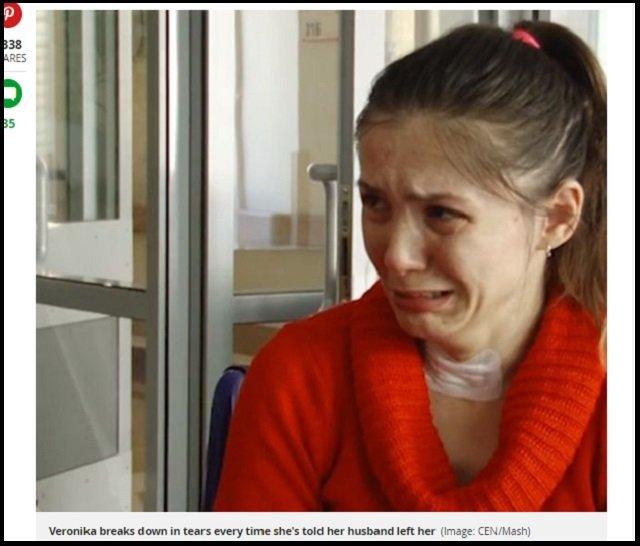 記憶障害のロシア美女、夫との離婚を記憶しておらず、毎日事実を知るたび号泣「泣きたくなるほど可哀想な離婚ループ」の画像2