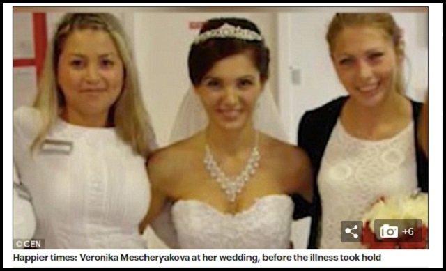 記憶障害のロシア美女、夫との離婚を記憶しておらず、毎日事実を知るたび号泣「泣きたくなるほど可哀想な離婚ループ」の画像1