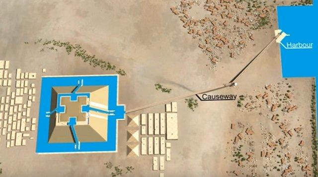 【新説】ピラミッドは超巨大「水路トンネル」で建造された! 建設会社社長が圧倒的説得力で謎を解明! の画像3