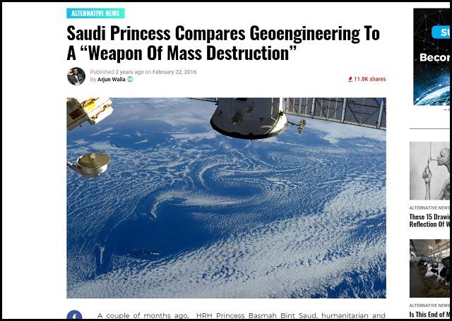 【ガチ】「豪雨・地震・異常気象…気象兵器で実現可能」大学教授ら暴露! HAARPには核兵器ばりの破壊力も!?の画像3