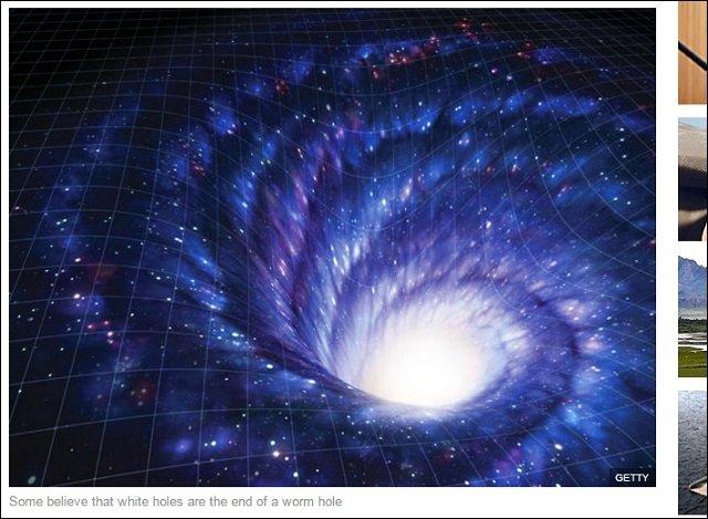 ブラックホールよりも「ホワイトホール」研究がアツい! パラレルワールドの物質を吐き出し、我々の宇宙も作っていた可能性 の画像2