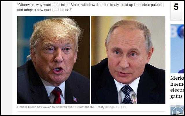 「第三次世界大戦の準備をしている」ロシアが宣言! 2020年勃発か… プーチン「核戦争でロシア人は昇天、米国は瞬殺で堕獄」の画像2