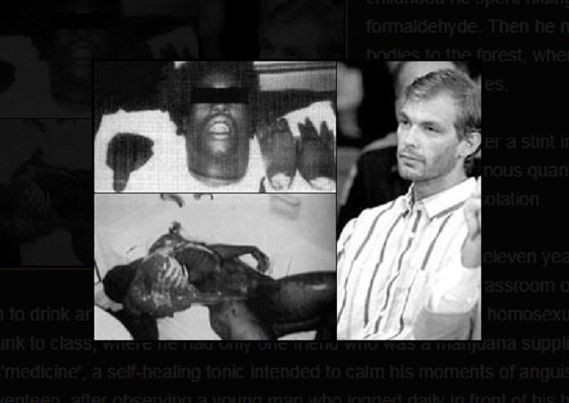 a biography of jeffrey dahmer a cannibal serial killer Jeffrey dahmer research paper 08/29/2012 introduction jeffrey dahmer was a notorious serial killer in the late 70's throughout the early 90's what made him stand out from most serial killer's was what he did to the bodies of his victims.