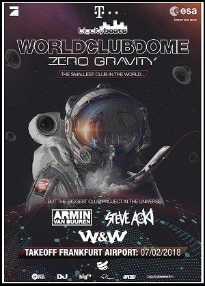 全世界のパリピが注目「地上脱出・無重力クラブイベント」が超絶ヤバイ! 世界一のパリピ野郎スティーヴ・アオキも参加決定!の画像2