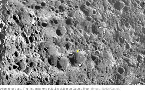 【衝撃】月面に超巨大収容施設が存在することがグーグルムーンで発覚! 「NASAの隠蔽ミス」識者断言、エイリアンの空き家か!?の画像2