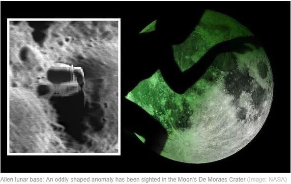 【衝撃】月面に超巨大収容施設が存在することがグーグルムーンで発覚! 「NASAの隠蔽ミス」識者断言、エイリアンの空き家か!?の画像3