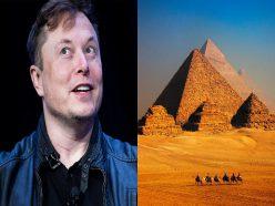 """「ピラミッドは宇宙人が建造した」イーロン・マスクの衝撃ツイートに科学界騒然! 専門家も""""7つの証拠""""を提示して擁護!"""